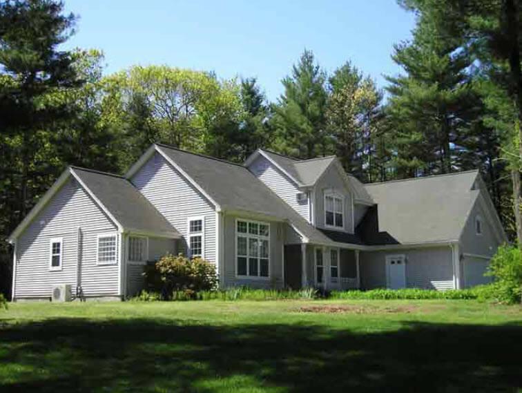 Ingram style home