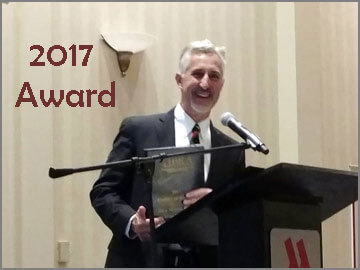 Rico wins award